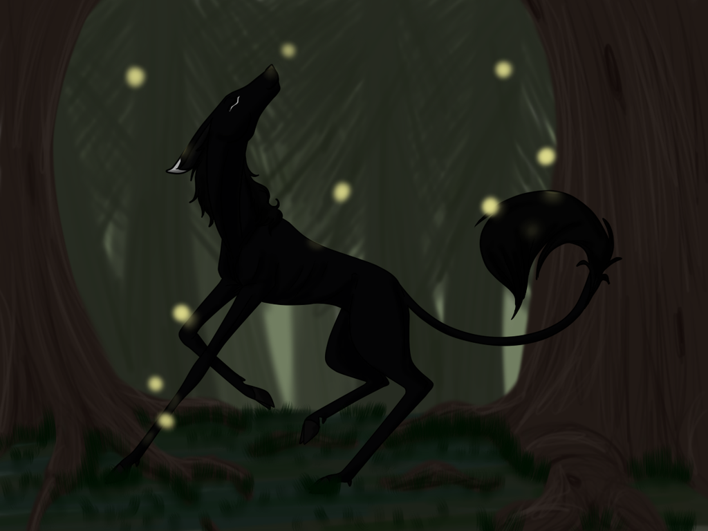 A Thousand and One Nights by RVMStables