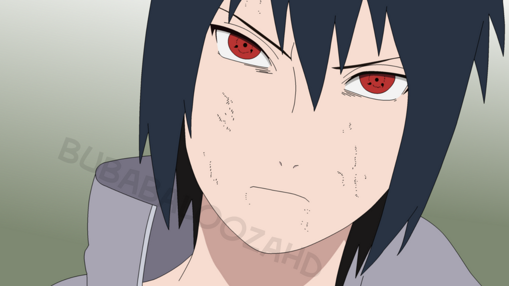 Angry Sasuke COLOR - CONTEST by bubabaloozahd on DeviantArt