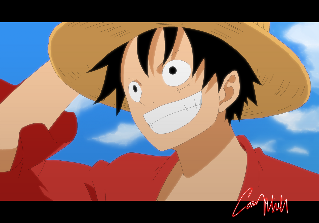 One Piece Wallpaper Luffy New World