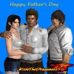 Father's Day for Ryozaki by KishiTheDragoness95