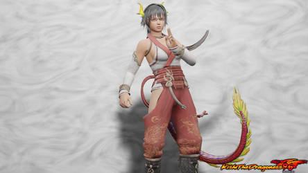 Kishi- Momiji costume