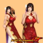 Naotora- Busty Mandarin by KishiTheDragoness95