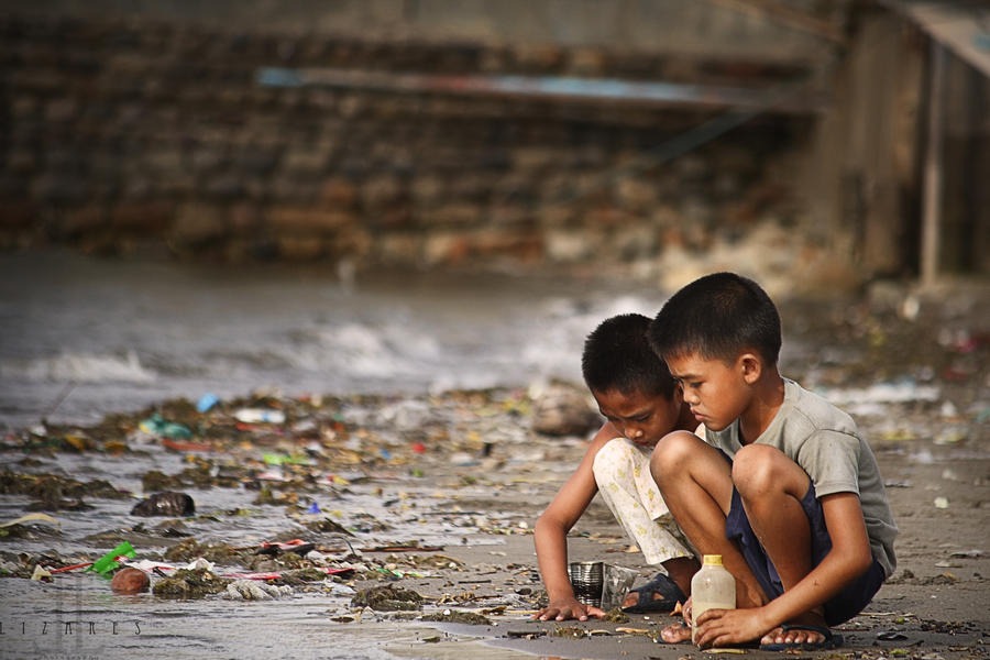 poverty by herbertlizares