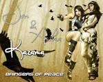 Jun And Asuka: Bringers of Peace