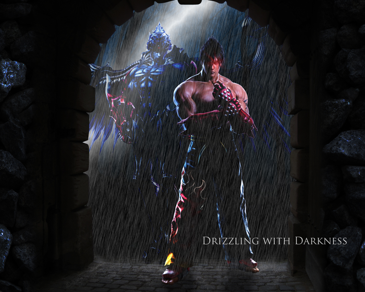 The Devil Gene: Drizzling With Darkness