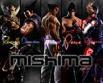What A Mishima Fights For...