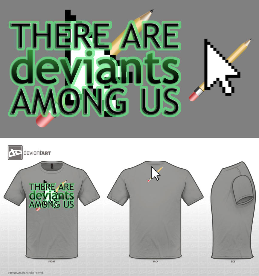 There Are Deviants Among Us by potterhead421
