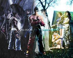 Jin Kazama: Two Sides, One Choice