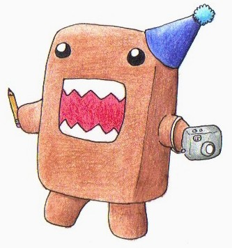 Domo-kun says... by Poo7878