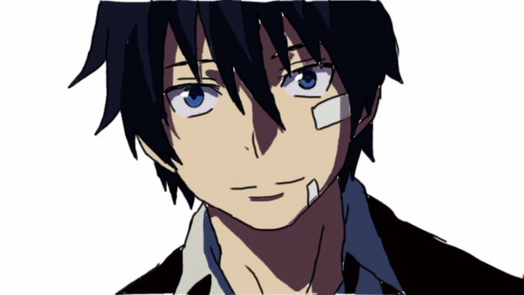 blue exorcist rin okumura - photo #8
