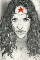Wonder Woman by Kyendo