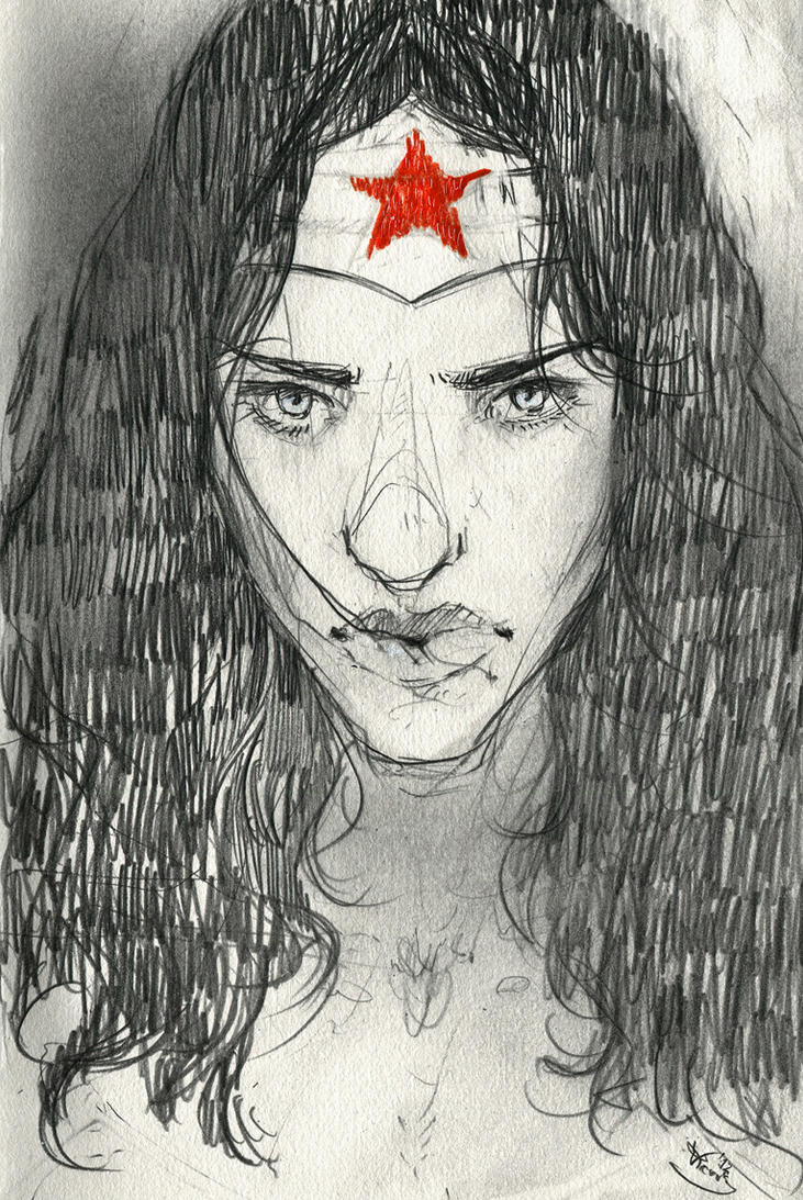 Wonder Woman by Kyendo