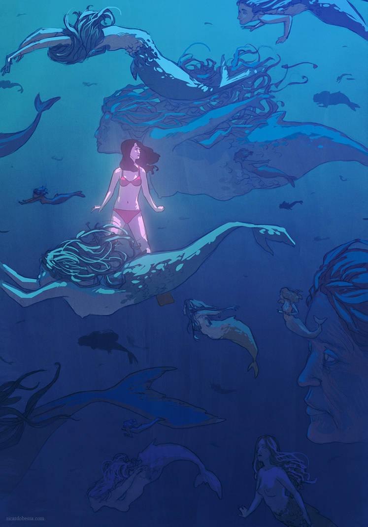 As Sereias by Kyendo