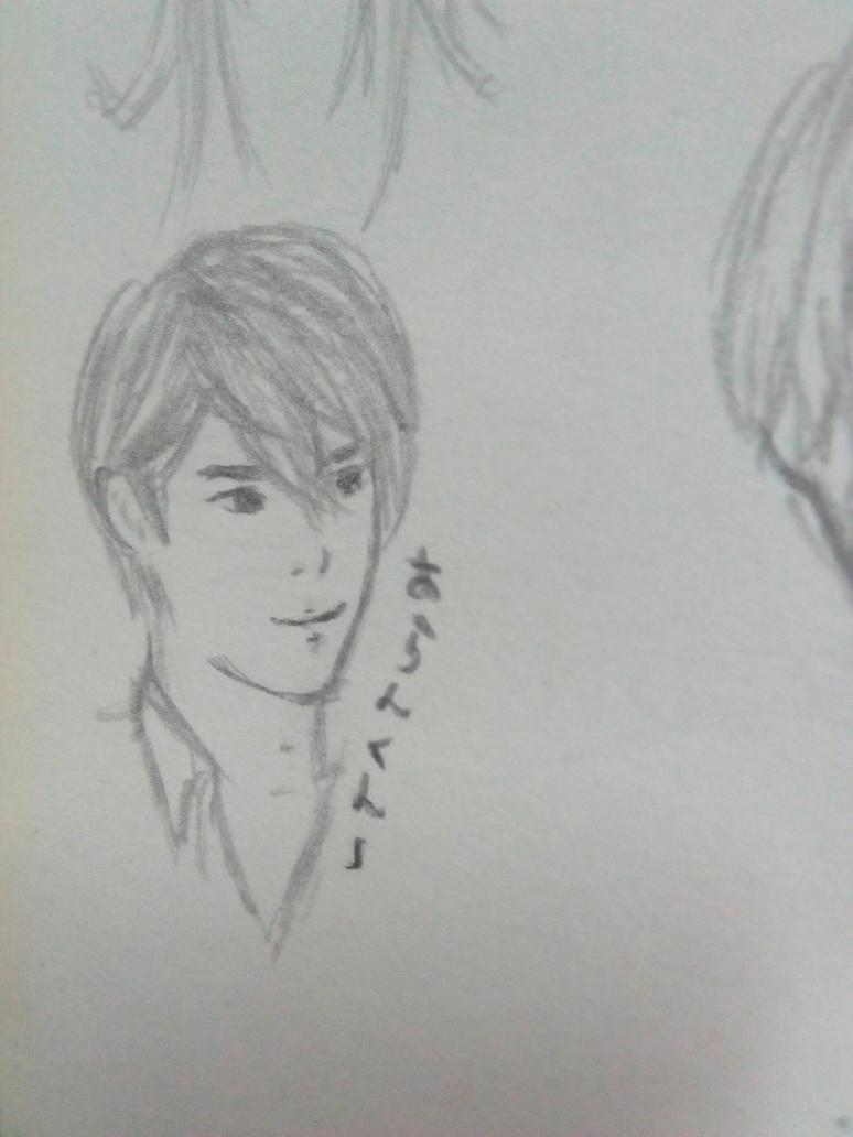 aran-kun by bbeam96