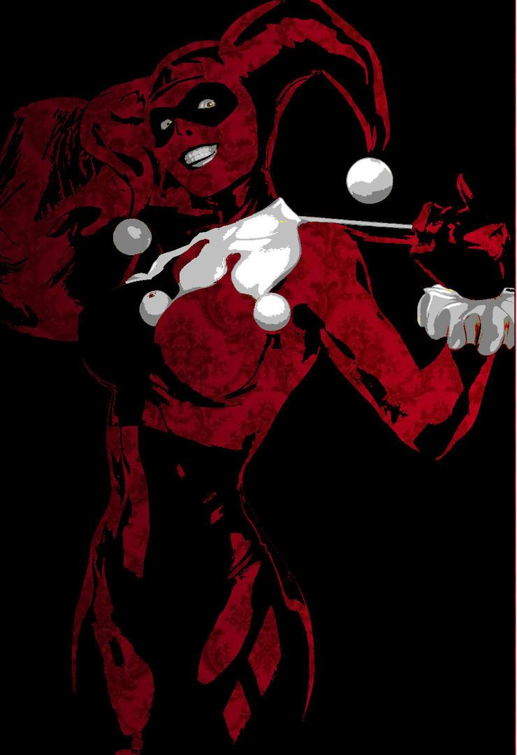 Harley Quinn Wallpaper by nebulax2684 on DeviantArt