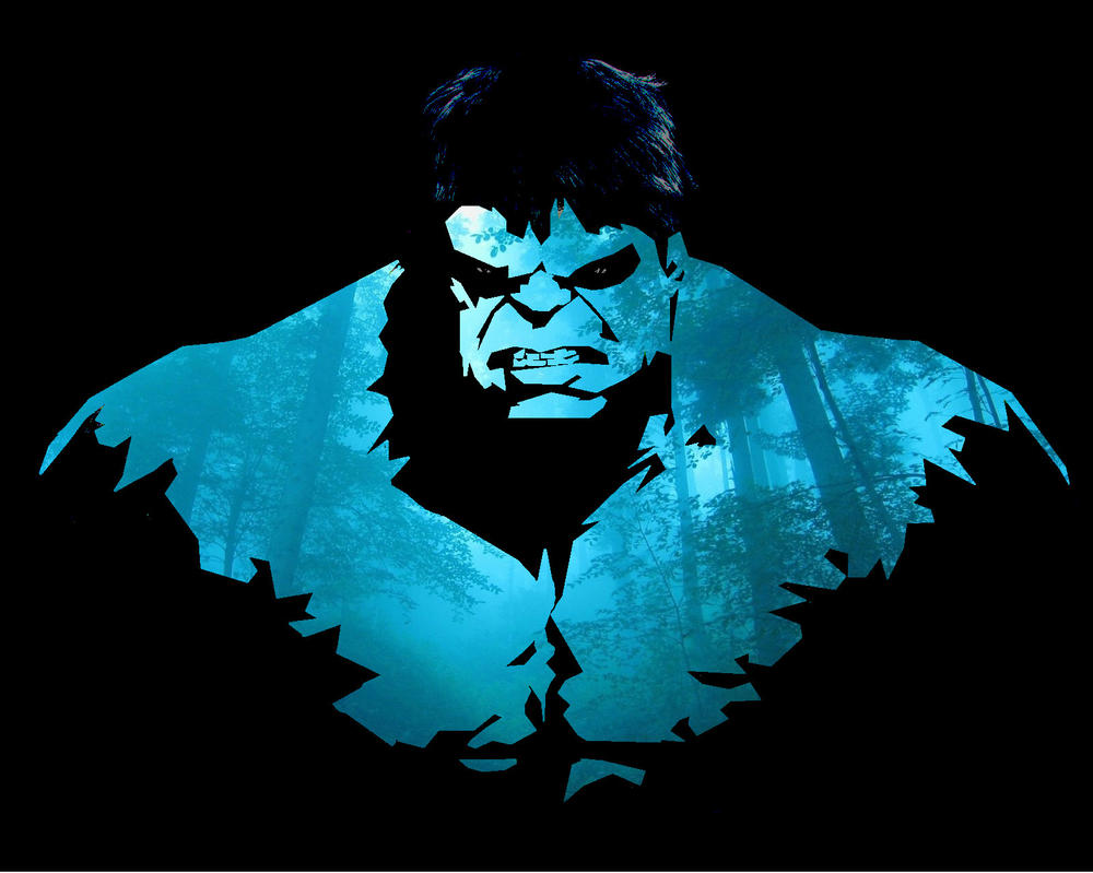 Hulk Blue Nature Request By Nebulax2684 On Deviantart
