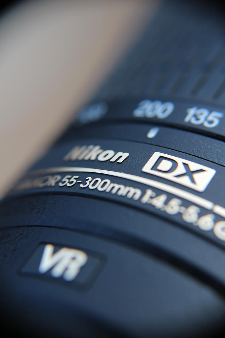 Nikon Lens by voyager9600