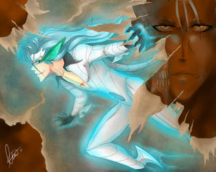 Hollowed - Pantera's BrEaK by shirotenshi-chan