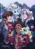 The Dragon Prince by MichelleClancy