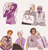 Cecil's Boyfriends by Sour-Purple
