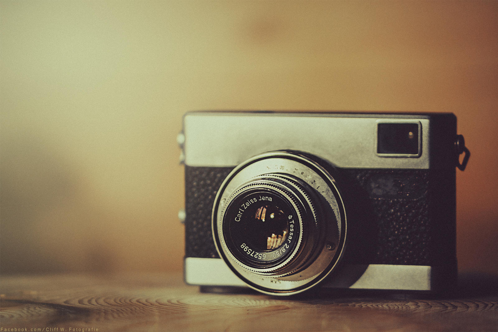 grandpa's cam by CliffWFotografie