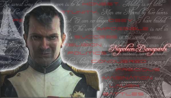 Napoleon Bonaparte by Skullmastered