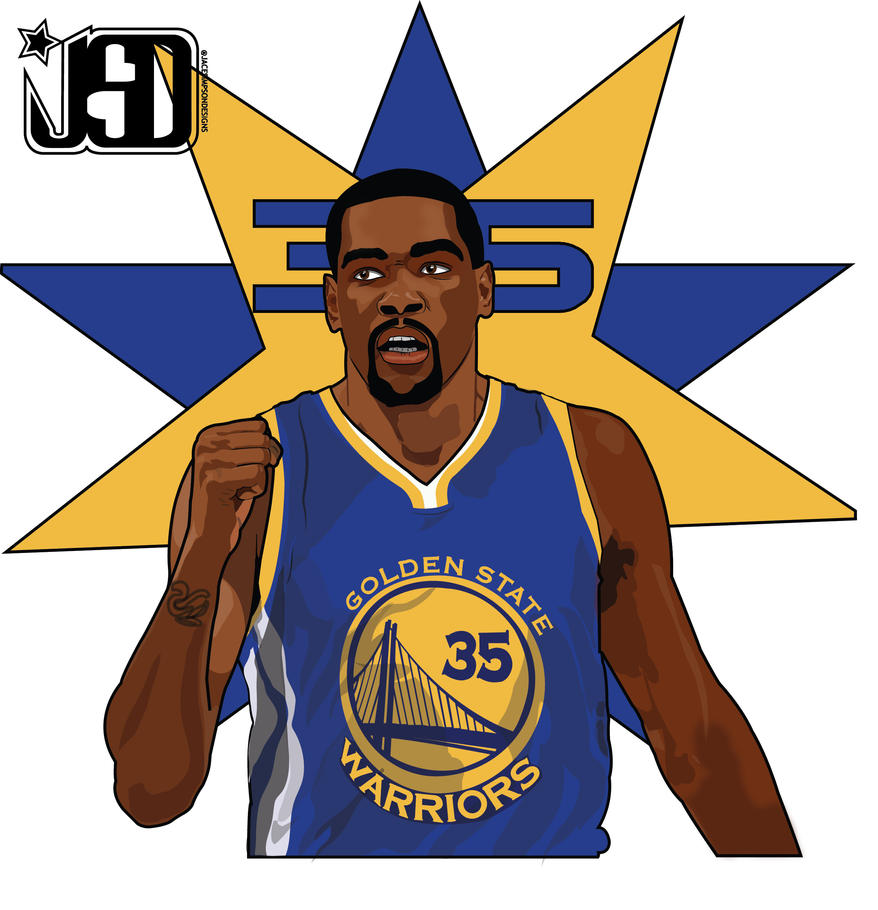 Kevin Durant VECTOR | HardImages. by A2nil on DeviantArt