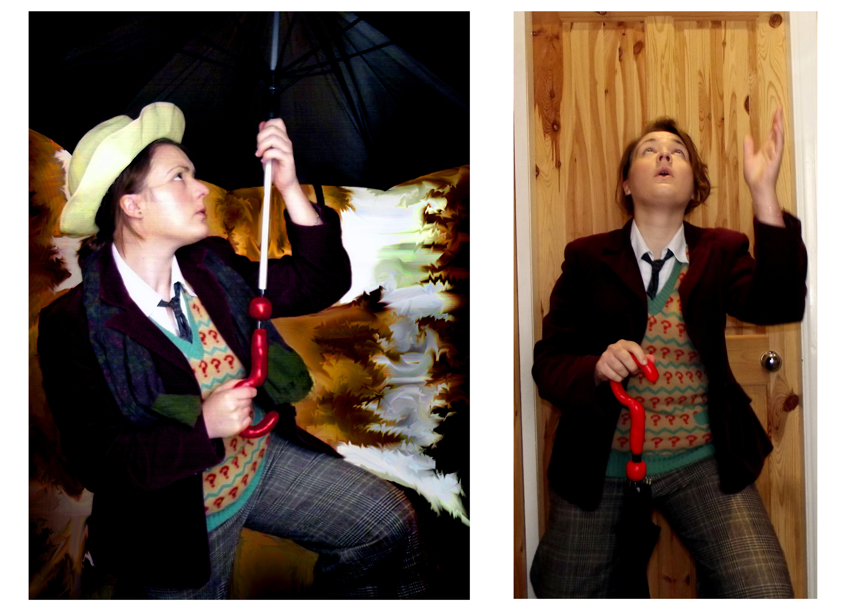 Seventh Doctor Costume by spiritofthebeast