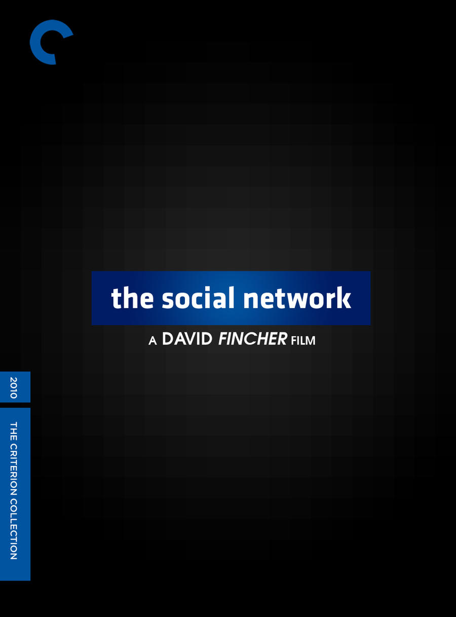 The Social Network - Criterion by StarzeroDigital