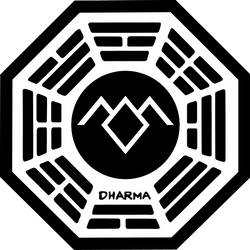 DHARMA Initiative - The Lodge by Nostalghiart