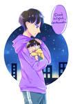 FanArt : 'Good Night,Jyushimatsu'
