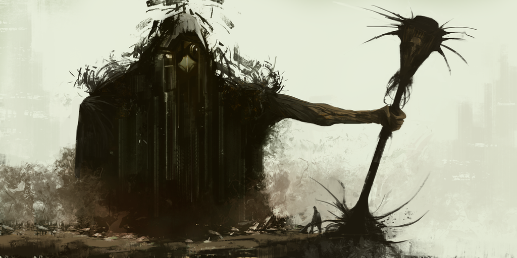 Creature by IlyaSedov