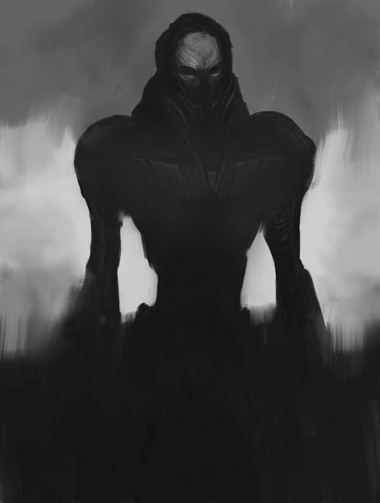 Creature 2 by IlyaSedov