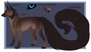 reference sheet by foxe-d