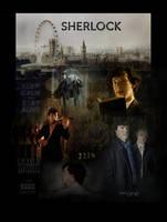 Sherlock BBC by Feyjane