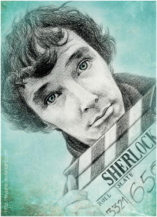 Sherlock II by Feyjane