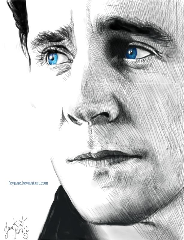 Tom Hiddleston Digital by Feyjane