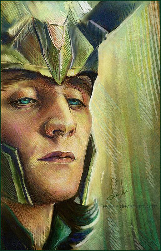 Loki by Feyjane