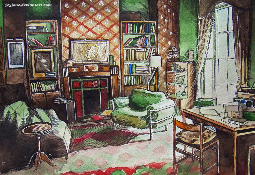 At 221b by Feyjane