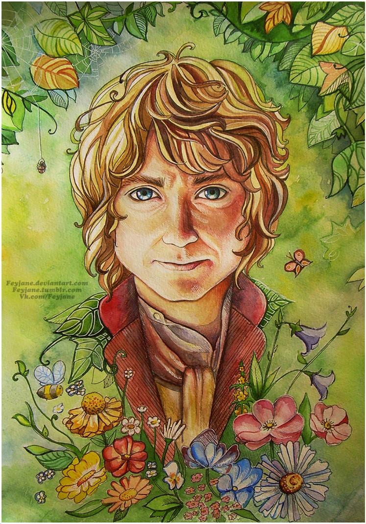 The Hobbit by Feyjane