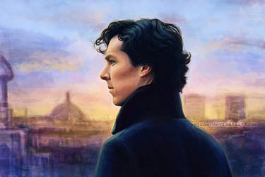 Sherlock is back! by Feyjane