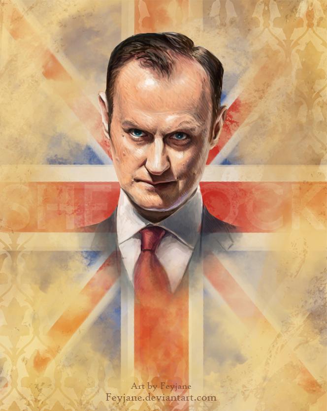 Brother mine (Mycroft Holmes) by Feyjane