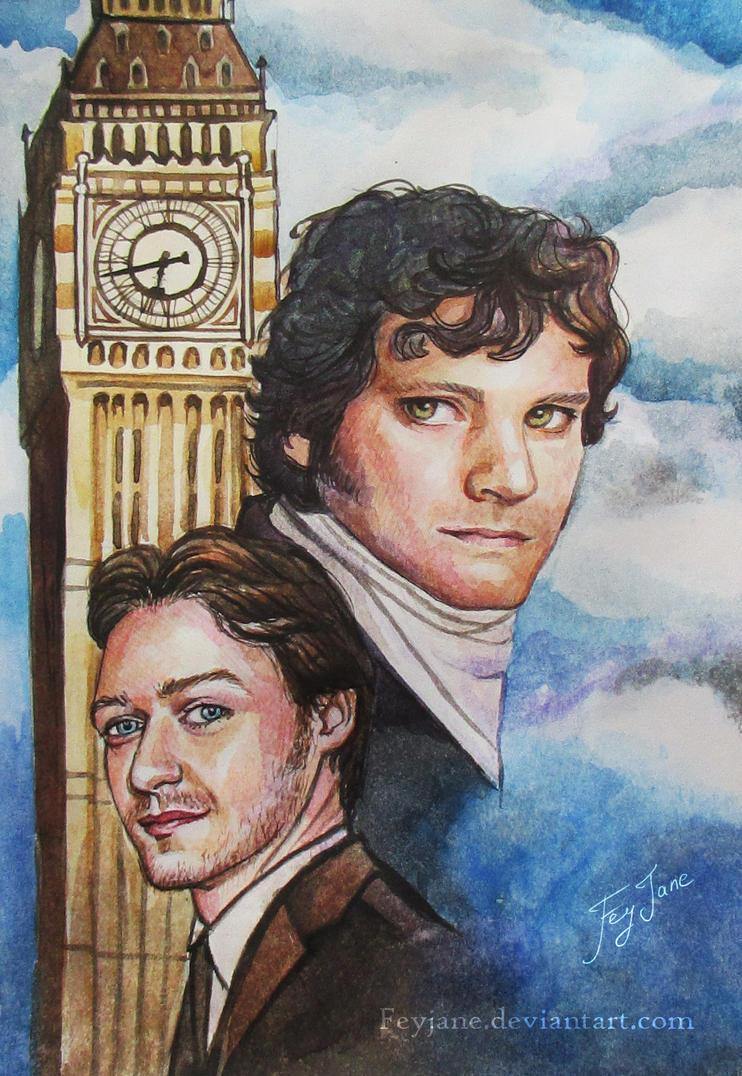 The British Boys by Feyjane