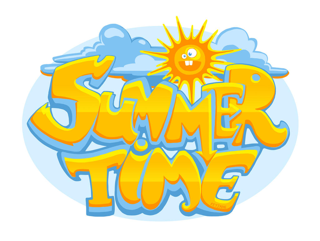 Summer time by Feyjane