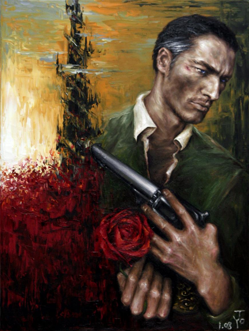 The Gunslinger - Roland