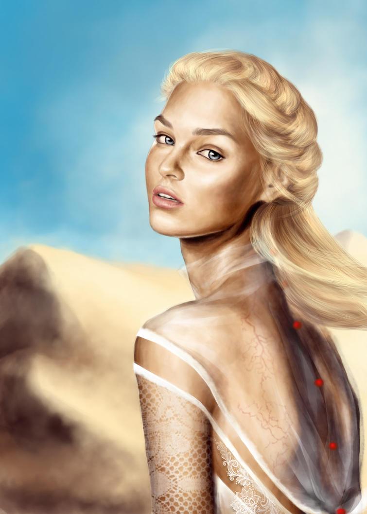 Tyene Sand Schauspielerin