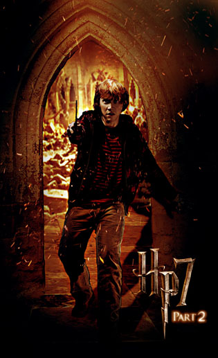 harry potter 7 poster. harry potter 7 poster. harry