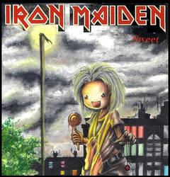 Iron Maiden Sweet Fan Art by Gradalis