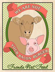 Not Your Bacon Burger