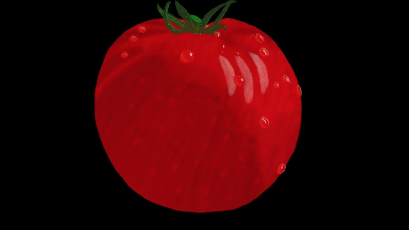 Tomato by AnthonyLiberty
